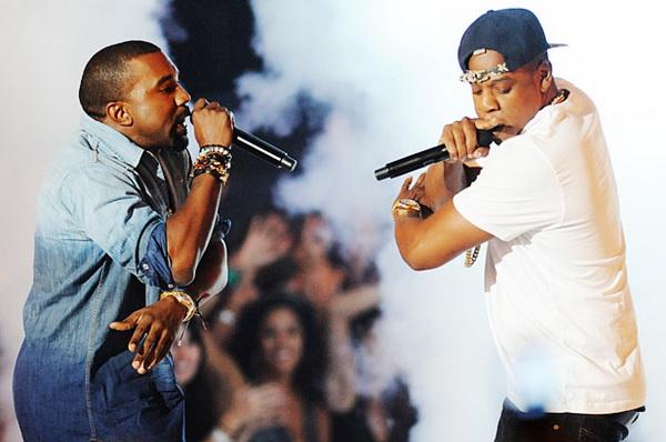 slika 238 Jay Z i Kanye West: Nova saradnja?
