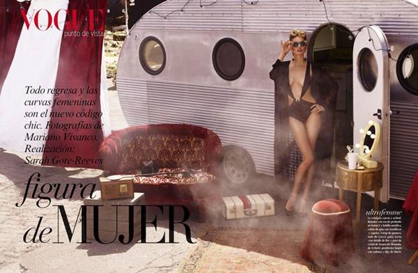 "slika 245 ""Vogue Mexico"": Holivudski glamur"