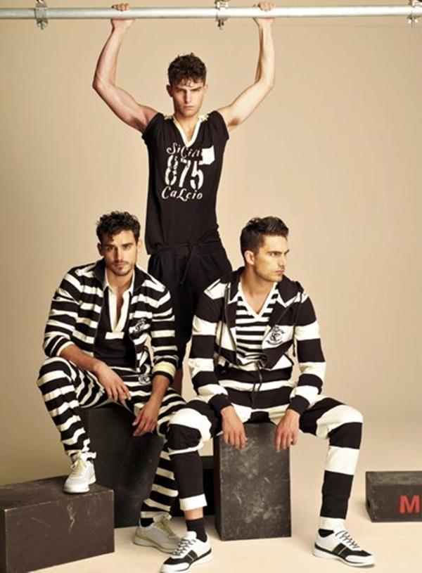 slika 25 Dolce & Gabbana: Kad se spoje fudbal i moda