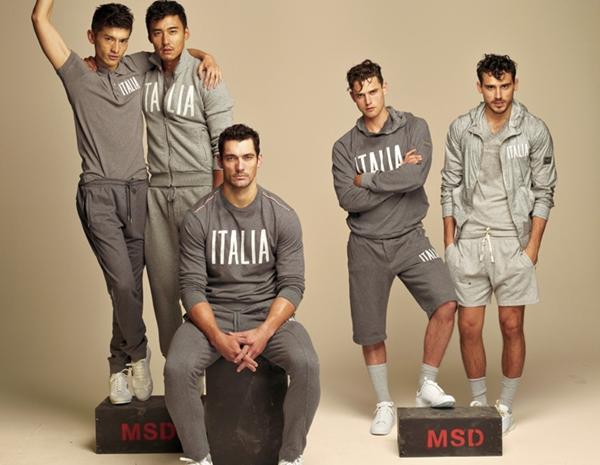 slika 3 1 Dolce & Gabbana: Kad se spoje fudbal i moda