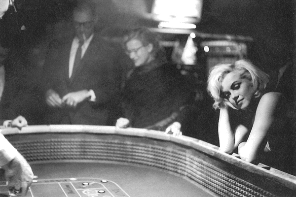 slika 321 Marilyn Monroe kroz objektiv Eve Arnold