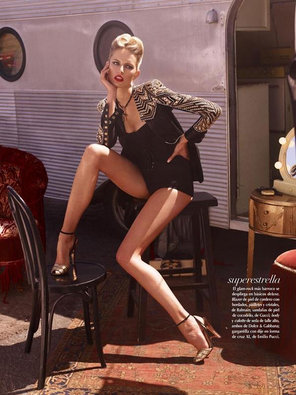 "slika 333 ""Vogue Mexico"": Holivudski glamur"
