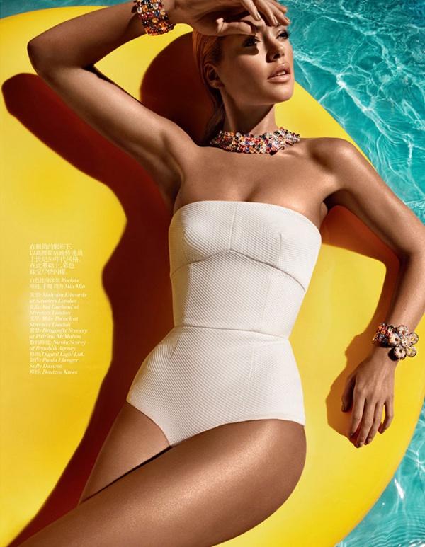 "slika 432 ""Vogue China: Veliki pljusak"