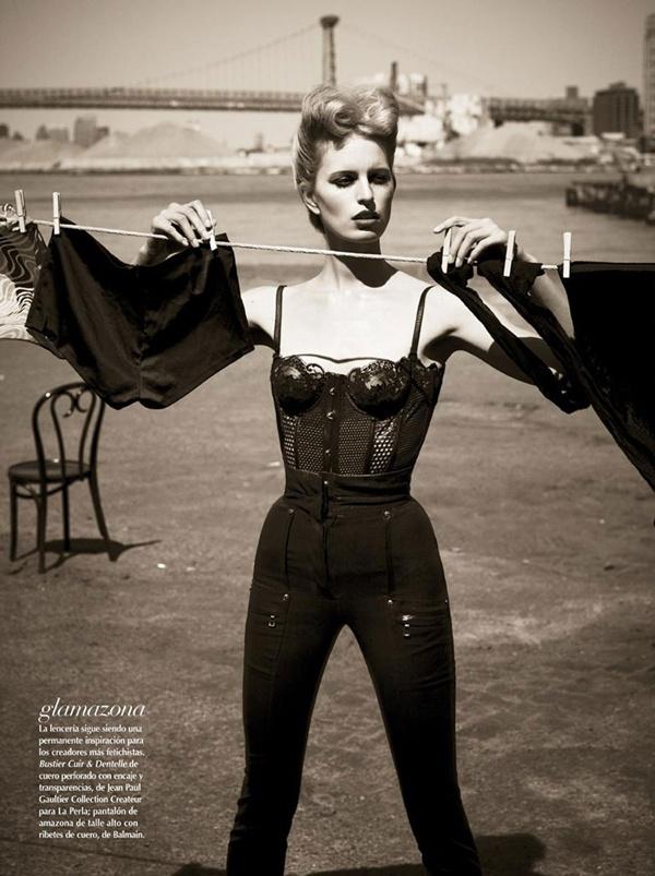 "slika 433 ""Vogue Mexico"": Holivudski glamur"