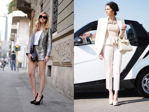 slika 518 Modni blogovi: Maturske odevne kombinacije u bojama leta