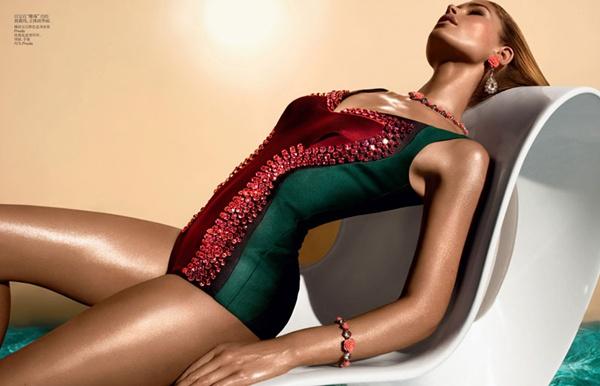 "slika 523 ""Vogue China: Veliki pljusak"