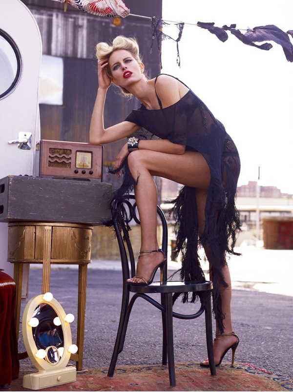 "slika 524 ""Vogue Mexico"": Holivudski glamur"