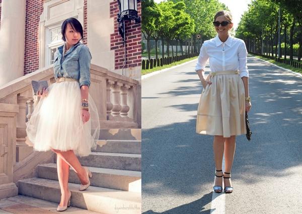 slika 616 Modni blogovi: Maturske odevne kombinacije u bojama leta