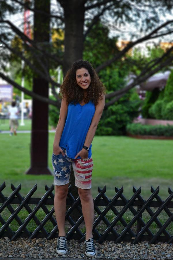 slika6 Street Style: Crnogorske modne blogerke