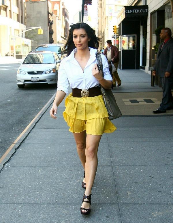 style kim kardashian style kim kardashian street style street style top 15 5 Stil dana: Kim Kardashian