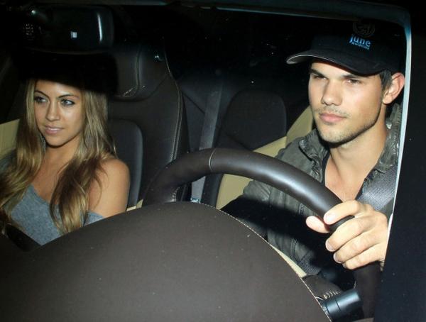 tj Trach Up: Taylor Lautner zaborava nema