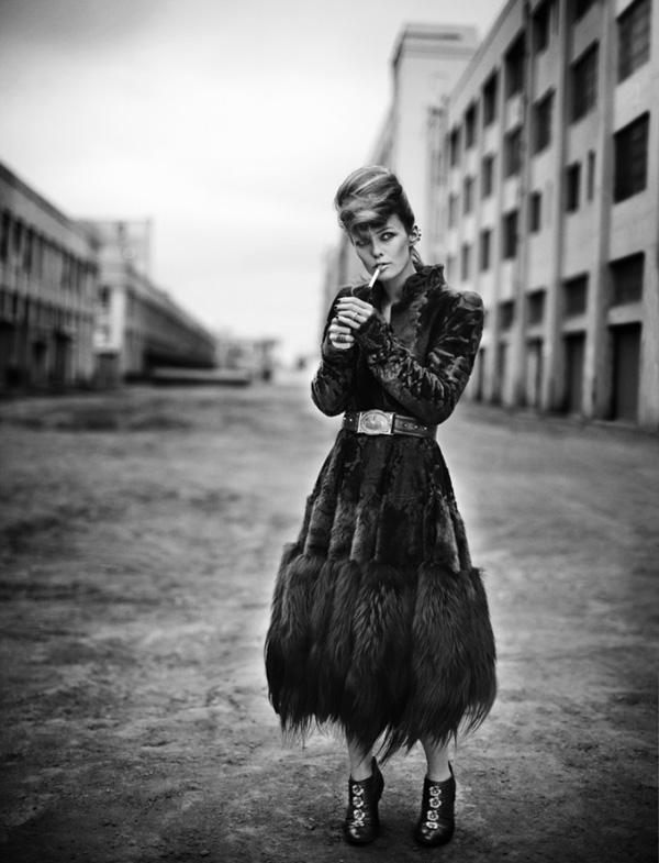 vanessa interview 3 Interview Russia: Buntovna Vanessa Paradis