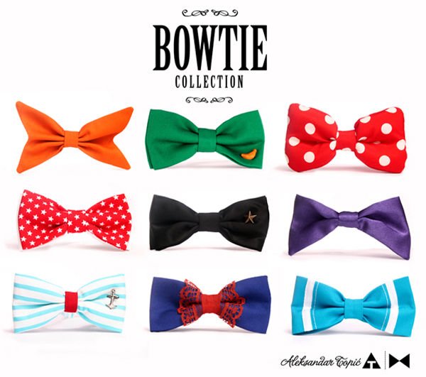 003 Modni predlog: BowTie Collection