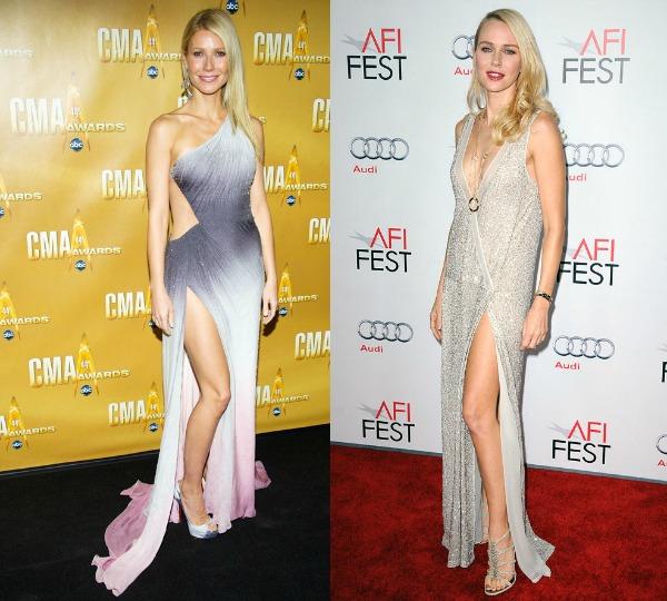 136 Trend sa crvenog tepiha: Haljina koja otkriva nogu