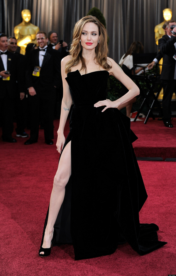 14 Trend sa crvenog tepiha: Haljina koja otkriva nogu