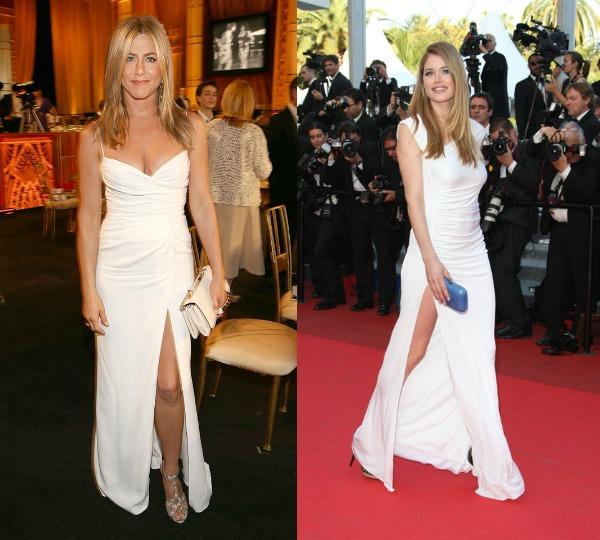 142 Trend sa crvenog tepiha: Haljina koja otkriva nogu