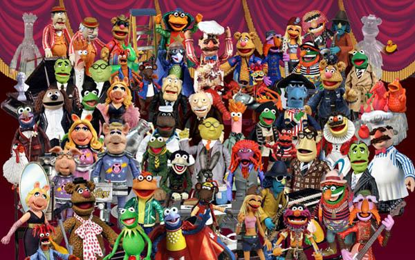 148 Lutke zbog kojih se smejemo: The Muppets