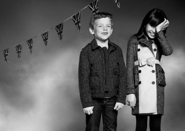 15 Modni zalogaj: Burberry kolekcija za najmlađe