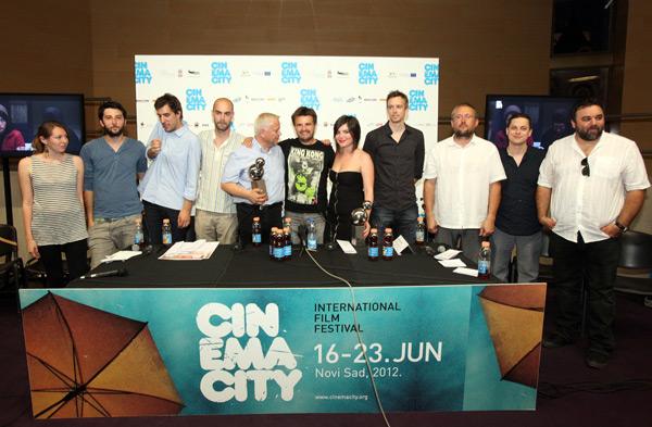 157 Smrt čoveka na Balkanu pokupio najviše nagrada festivala Cinema City
