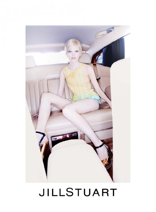 170 Jill Stuart: Vožnja u pastelnim bojama