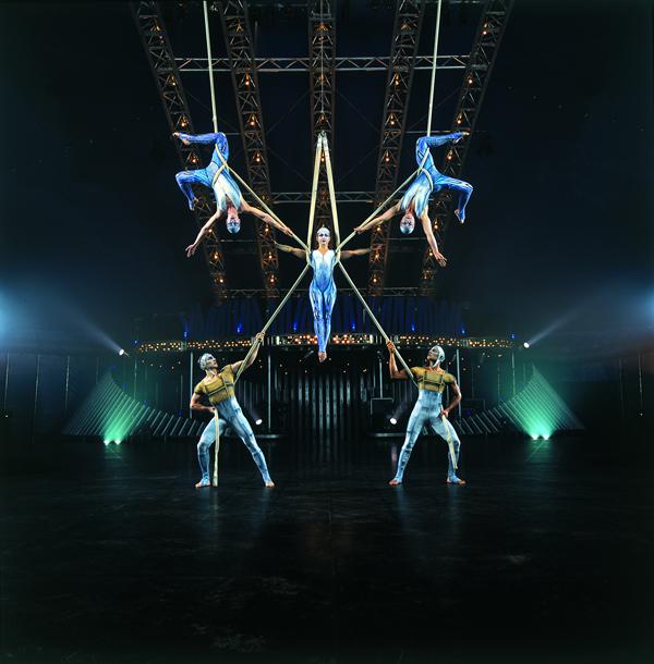 Cirque du Soleil: Alegría u Beogradskoj areni