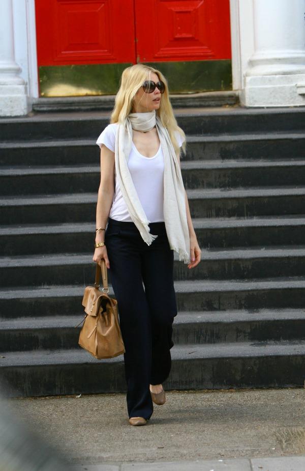 19 Street Style: Claudia Schiffer