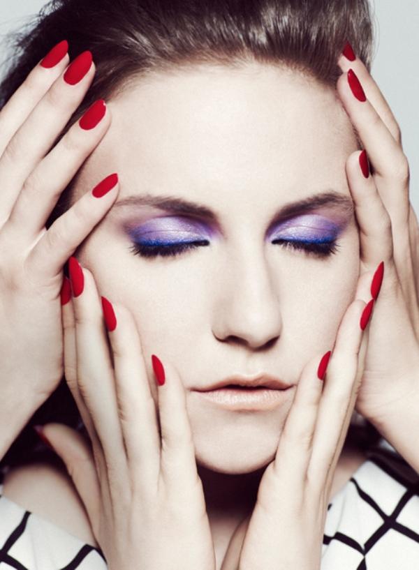 3. Lena nosi Dior haljinu Top 10 ženskih modnih uzora