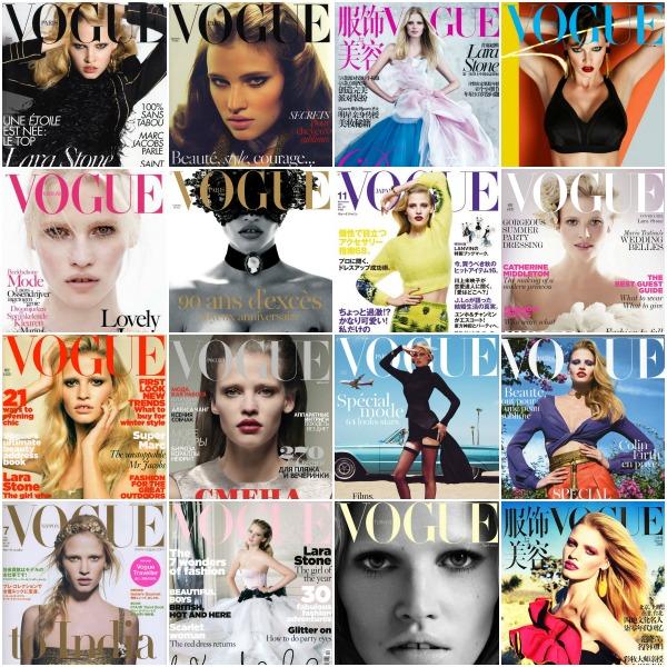 317 Lara Stone: Kate Moss nove generacije