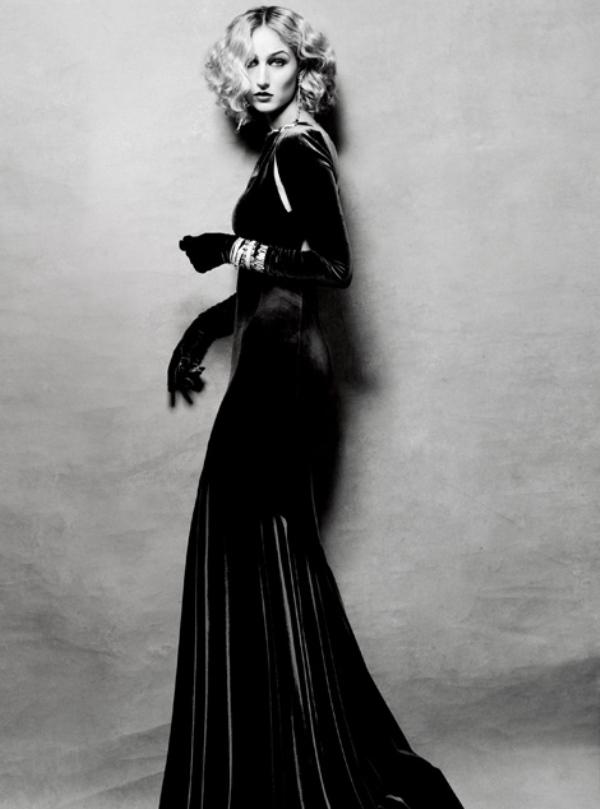 4. Lili nosi Zac Posen haljinu koja joj savr eno pristaje Top 10 ženskih modnih uzora