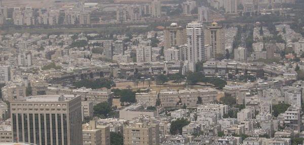 4 Trk na trg: כיכר המדינה, Tel Aviv