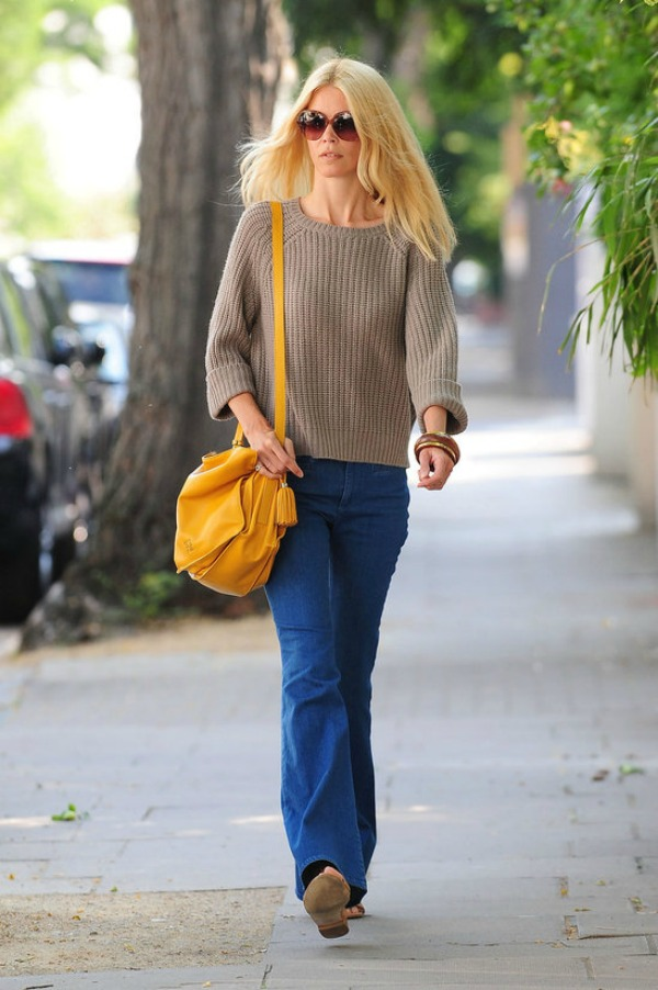 42 Street Style: Claudia Schiffer