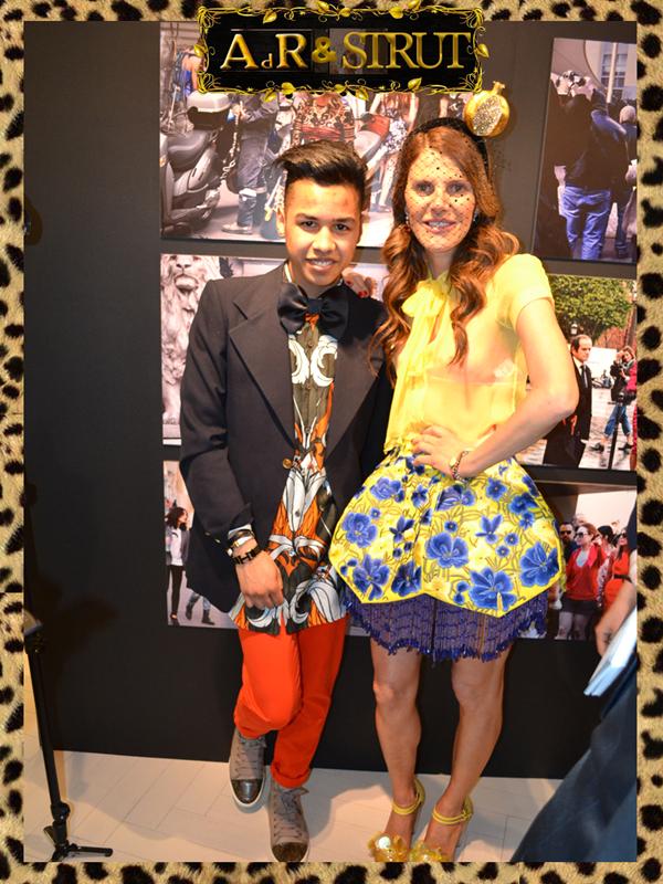 42 Wannabe intervju: Jay Strut, modni bloger iz Toronta