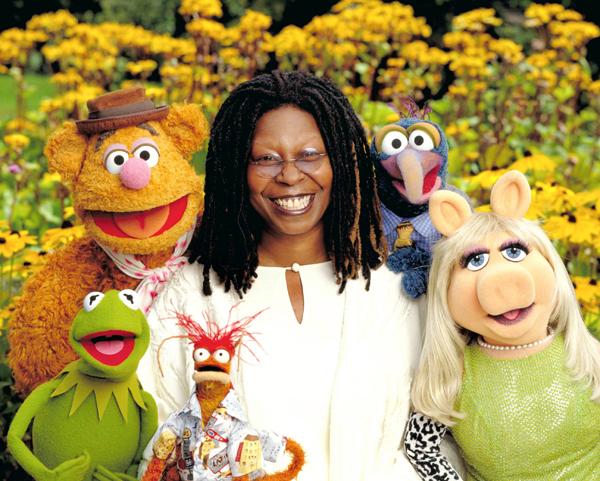 424 Lutke zbog kojih se smejemo: The Muppets