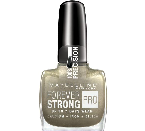 437 Maybelline: Forever Strong lakovi koje ćete voleti