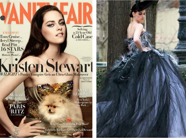 """48 Modni zalogaj: Kristen Stewart za """"Vanity Fair"""""""