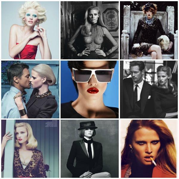 49 Lara Stone: Kate Moss nove generacije