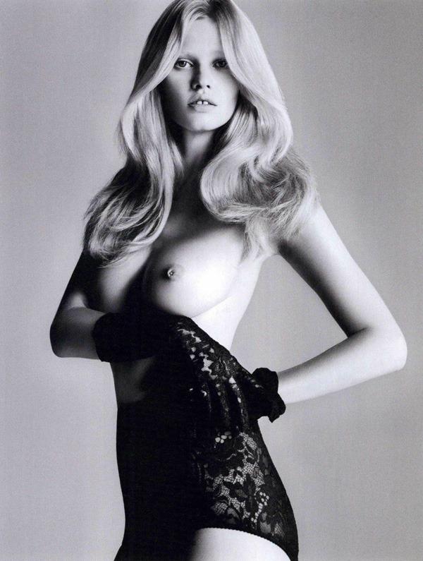 58 Lara Stone: Kate Moss nove generacije