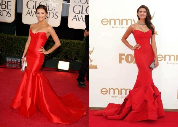 87 Trend sa crvenog tepiha: Crvene haljine