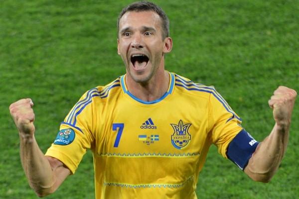 AS Ukraine Андрій Миколайович Шевченко: Ponos Ukrajine, legenda kijevskog Dinama i Milana
