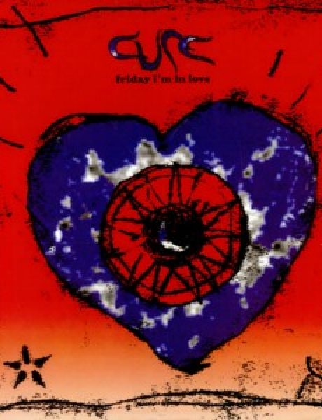 """The Best of Rock: The Cure """"Friday I'm in Love"""""""