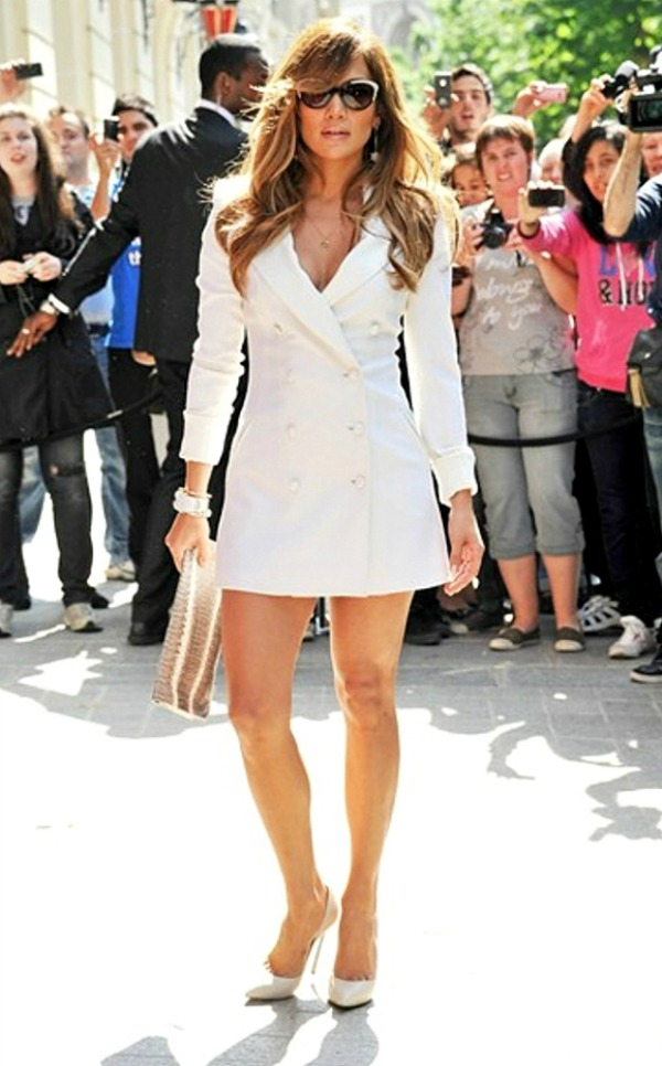 Jennifer Lopez Street Style: Jennifer Lopez