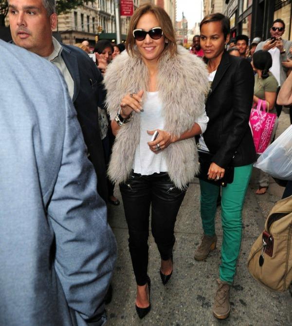 Jennifer Lopez4 Street Style: Jennifer Lopez