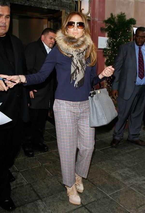 Jennifer Lopez9 Street Style: Jennifer Lopez