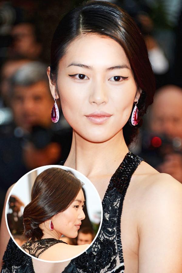 Liu Wen Stil poznatih dama: Sedam modernih frizura za venčanje