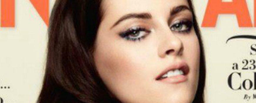 """Modni zalogaj: Kristen Stewart za """"Vanity Fair"""""""