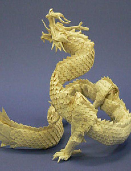 Origami: Umetnost savijanja papira
