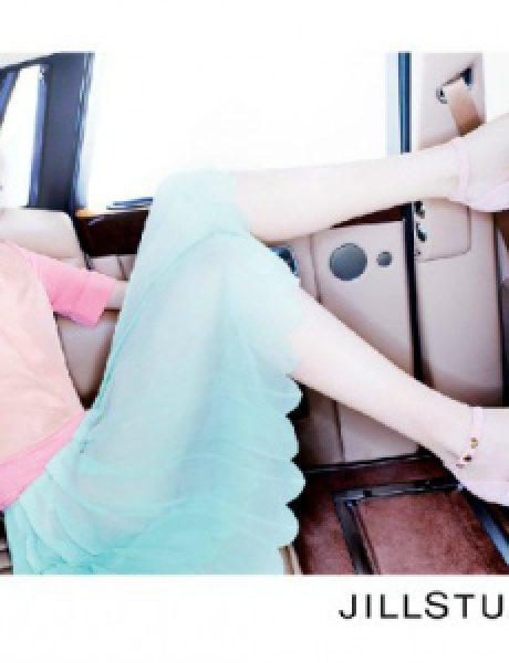 Jill Stuart: Vožnja u pastelnim bojama