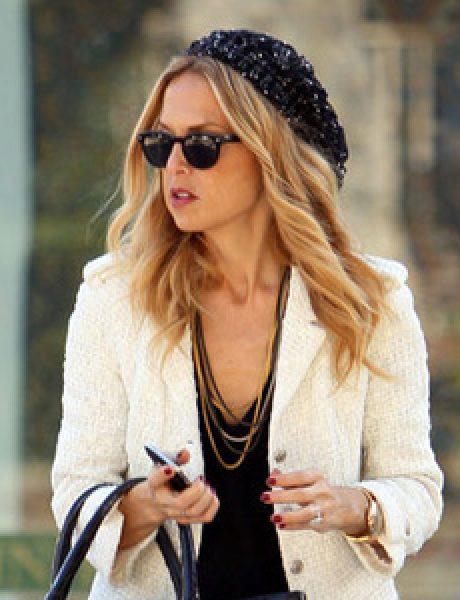 Street Style: Rachel Zoe