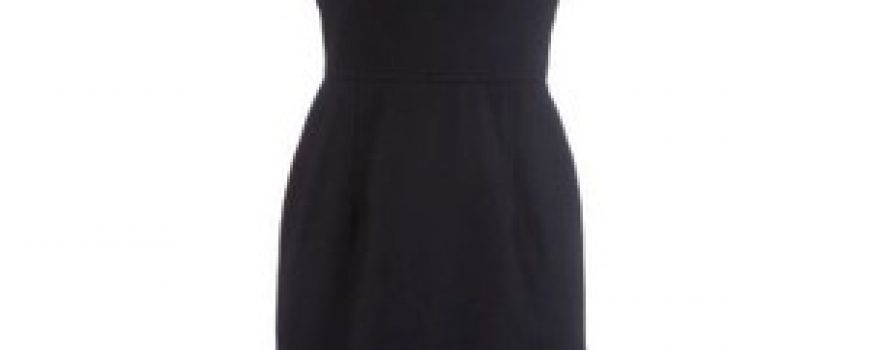 Modni rečnik: Mala crna haljina