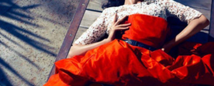 """Vogue Japan"": Jedne večeri u suton"
